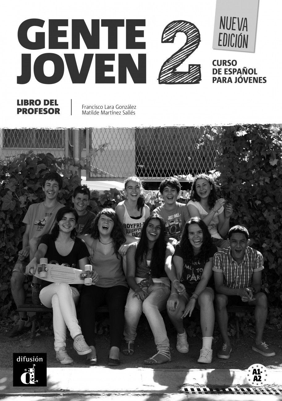 GENTE JOVEN - N/E - LIBRO DEL PROFESOR 2 - A1-A2