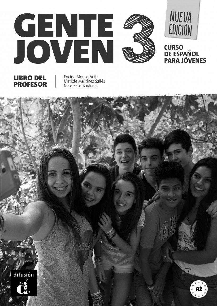 GENTE JOVEN - N/E - LIBRO DEL PROFESOR 3 - B1