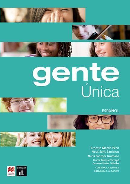 GENTE UNICA LIBRO DEL PROFESOR & DIGITAL PACK