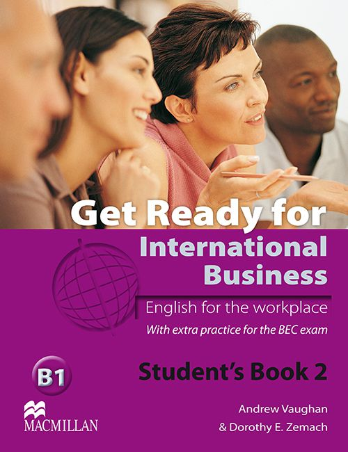 GET READY FOR INTERNATIONAL BUSINESS STUDENTS BO02