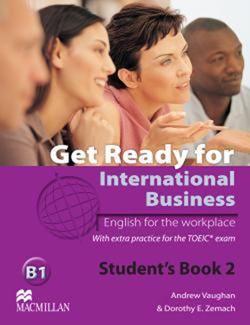 GET READY FOR INTERNATIONAL BUSINESS STUDENTS BO03