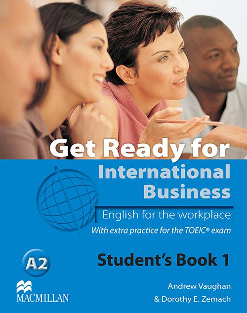 GET READY FOR INTERNATIONAL BUSINESS STUDENTS BOOK