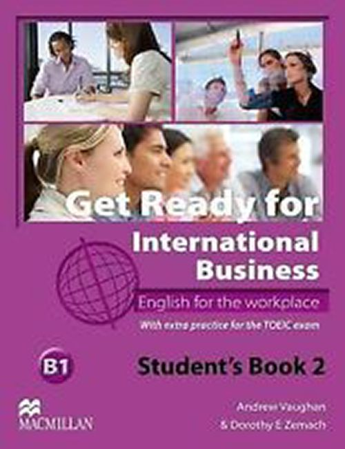 GET READY FOR INTERNATIONAL BUSINESS TEACHERS PA01