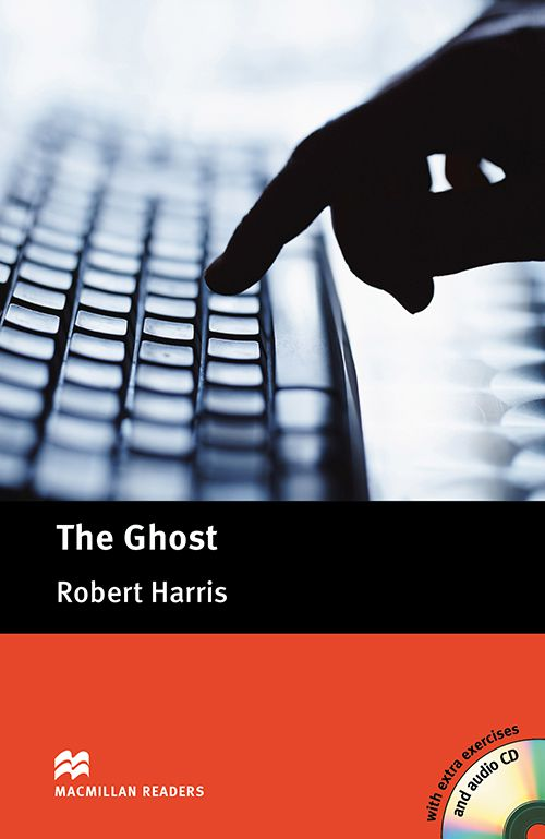 GHOST, THE - 6  MACMILLAN READERS - BOOK WITH AUDD