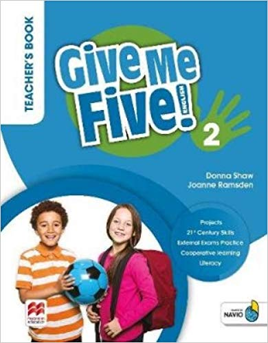 GIVE ME FIVE! TEACHERS BOOK PACK-2