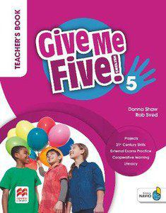 GIVE ME FIVE! TEACHERS BOOK PACK-5