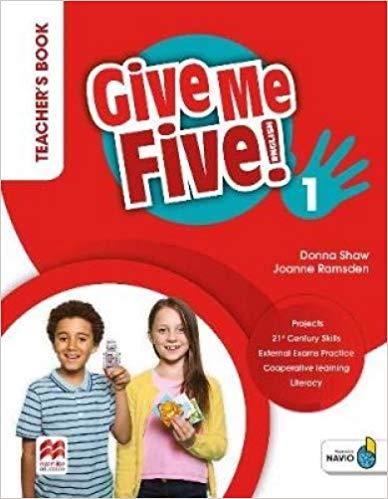 GIVE ME FIVE! TEACHERS BOOK PACK BASICS-1
