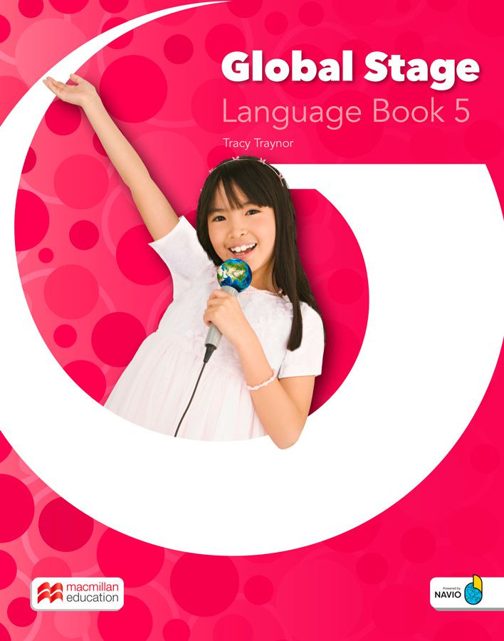 GLOBAL STAGE LITERACY BOOK & LANGUAGE BOOK WITH NAVIO APP-5