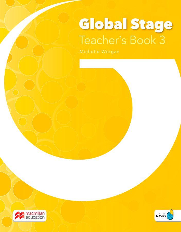 GLOBAL STAGE TEACHERS BOOK WITH NAVIO APP-3
