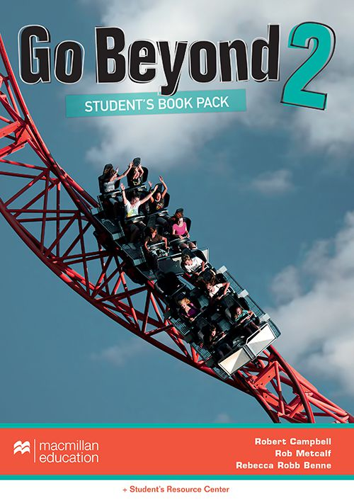 GO BEYOND STUDENTS BOOK W/WEBCODE-2