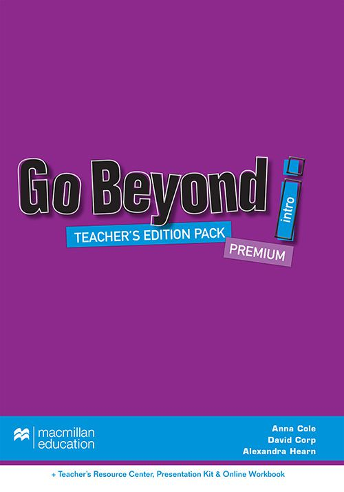 GO BEYOND TB PREMIUM PACK-INTRO