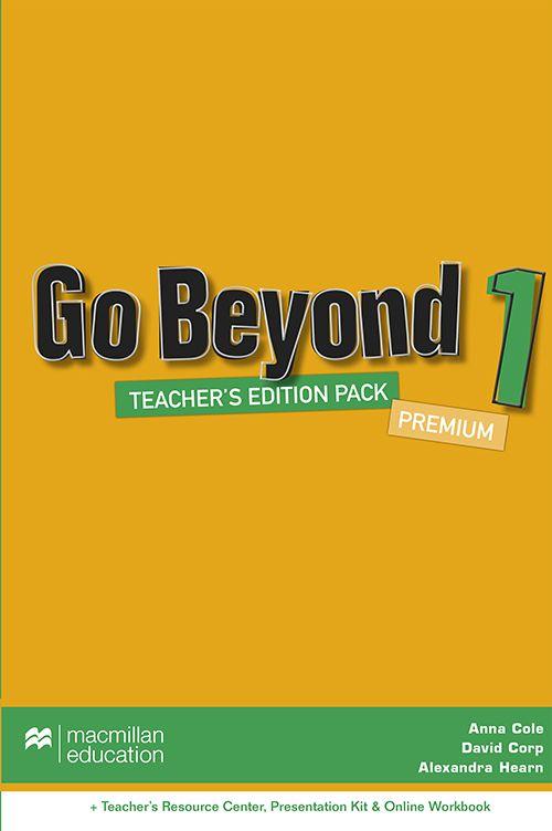 GO BEYOND TEACHERS BOOK PREMIUM PACK-1 (NEW)