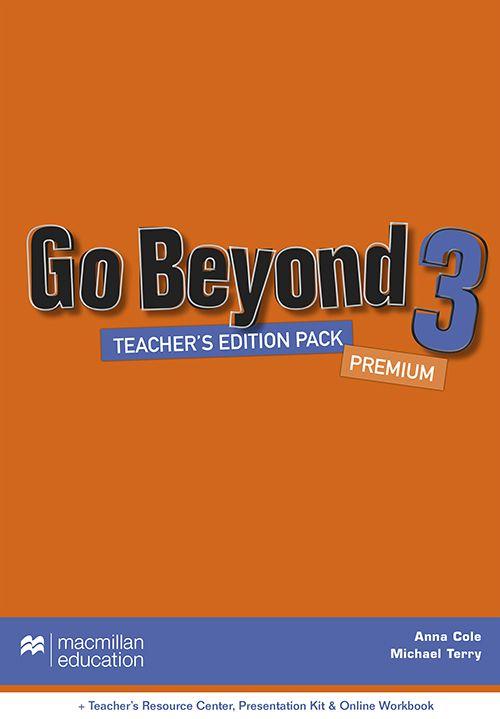 GO BEYOND TEACHERS BOOK PREMIUM PACK-3 (NEW)