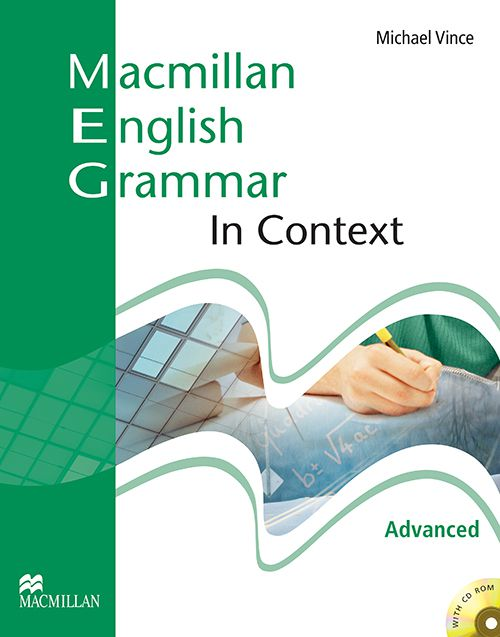 GRAMMAR IN CONTEXT ADVANCED WITHOUT KEY WITH CD-RM