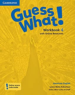 Guess What 4 Wb With Online Resources - American
