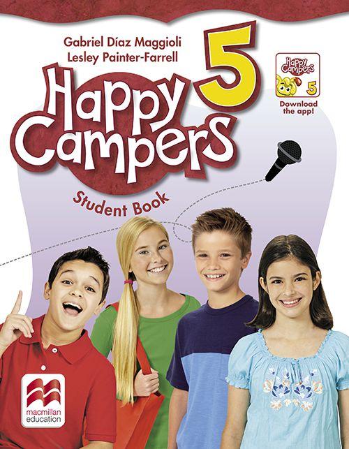 HAPPY CAMPERS 5 SB