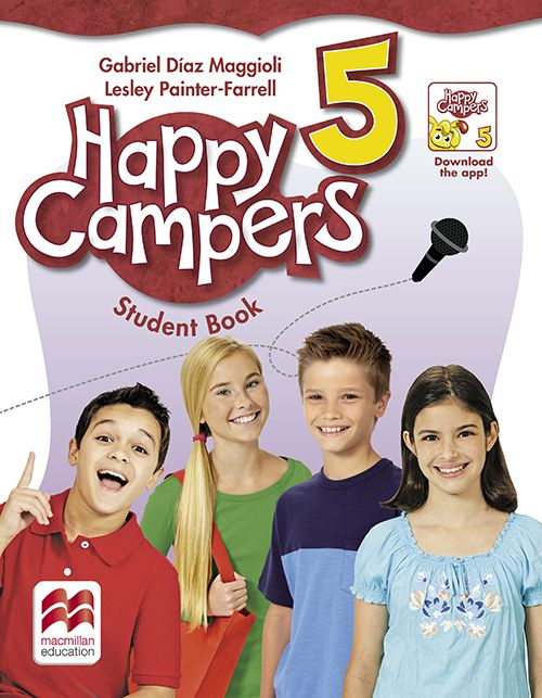 HAPPY CAMPERS 5 SB PACK