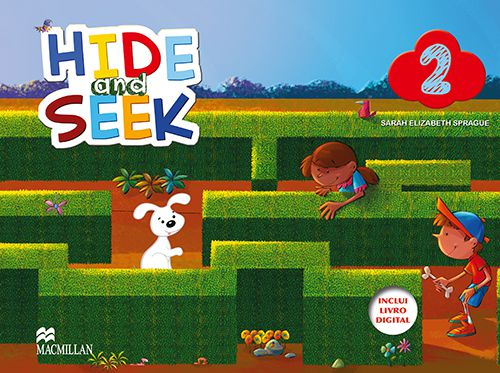 HIDE AND SEEK 2 SB WITH AUDIO CD AND DIGITAL
