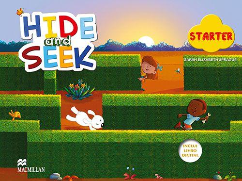 HIDE AND SEEK STUDENTS BOOK W/AUDIO CD&DIGITAL BOOK (STARTE