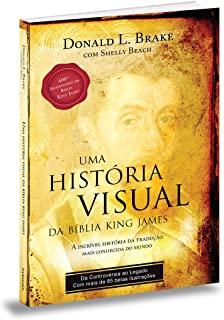Historia Visual Da Bíblia De King James, Uma
