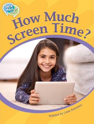 HOW MUCH SCREEN TIME?