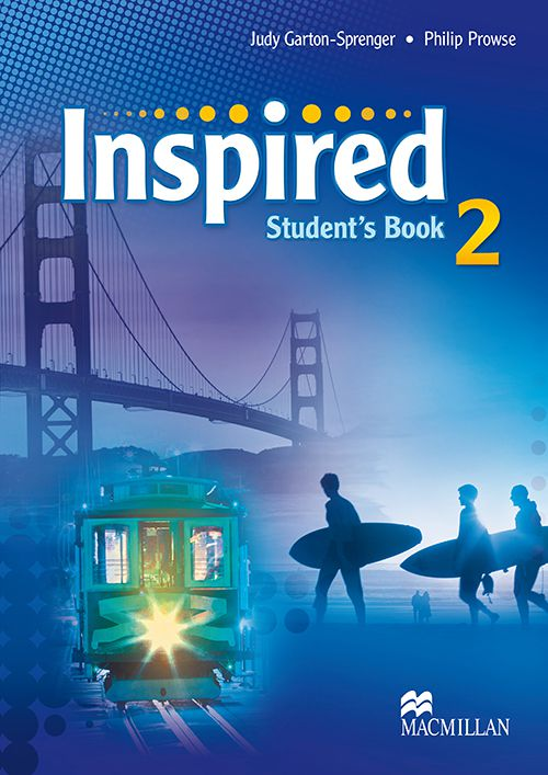 INSPIRED 2 - STUDENTS PACK
