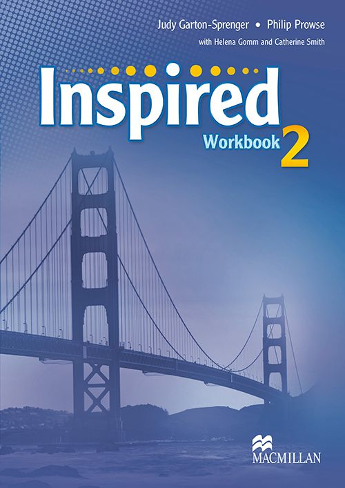 INSPIRED: WORKBOOK - VOL.2