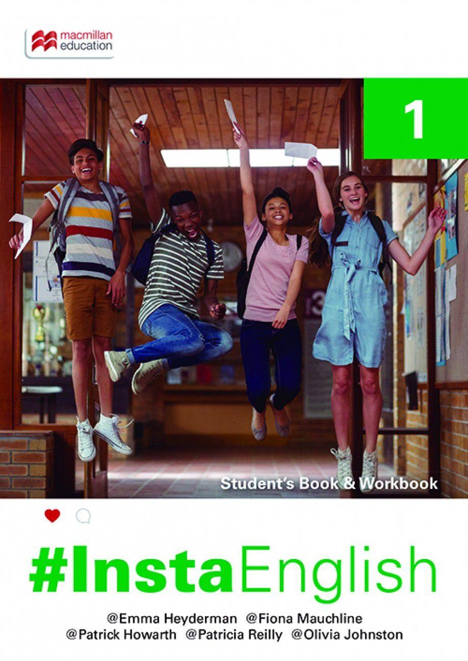INSTA ENGLISH STUDENTS BOOK-1