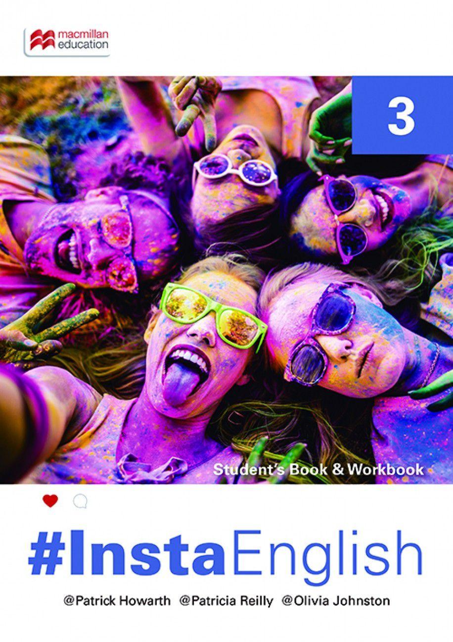 INSTA ENGLISH STUDENTS BOOK-3