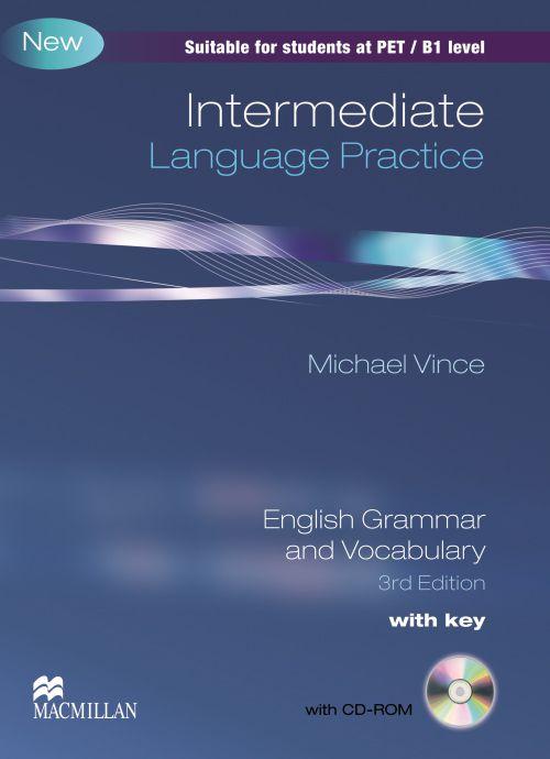 INTERMEDIATE LANGUAGE PRACTICE WITH KEY - THIRD EN