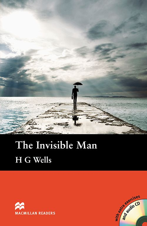 INVISIBLE MAN,THE AUDIO CD INCLUDED