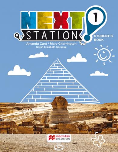Jardim Sp - Next Station With Clil Book 1