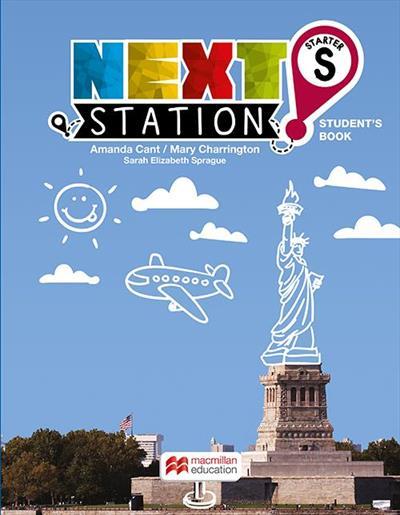 Jardim Sp - Next Station With Clil Book Starter