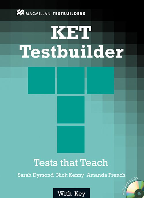 KET TESTBUILDER WITH ANSWER KEY WITH CD
