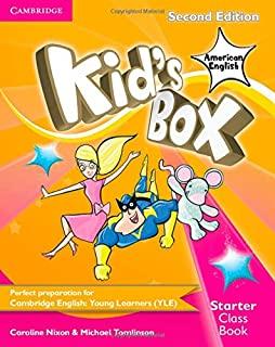 Kid S Box American English Starter - Class Book Wd