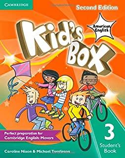 Kids Box 3 Sb - 2Nd Ed - American