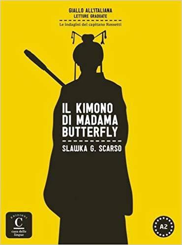 KIMONO DI MADAMA BUTTERFLY