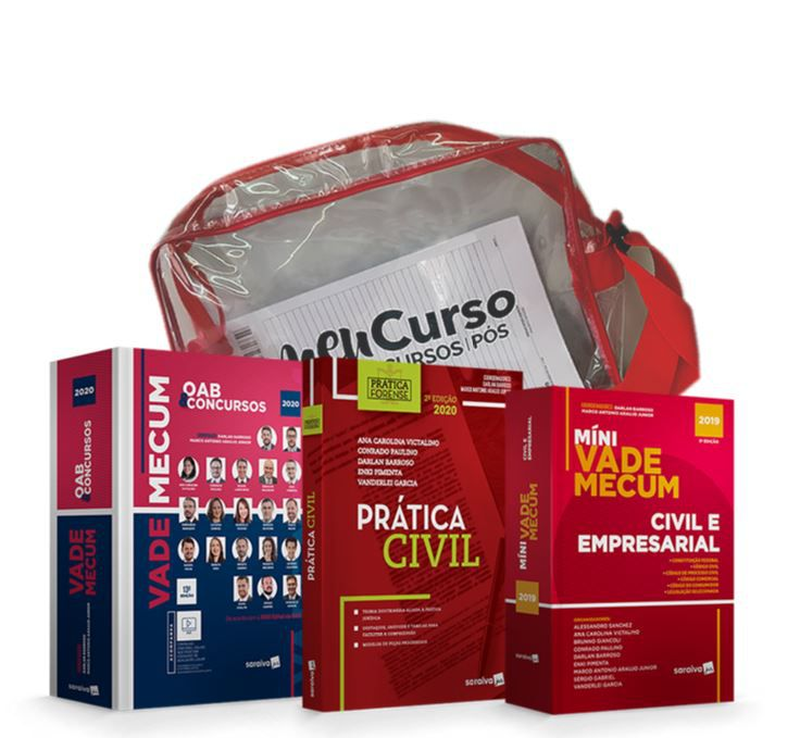 Kit Segunda Fase Civil
