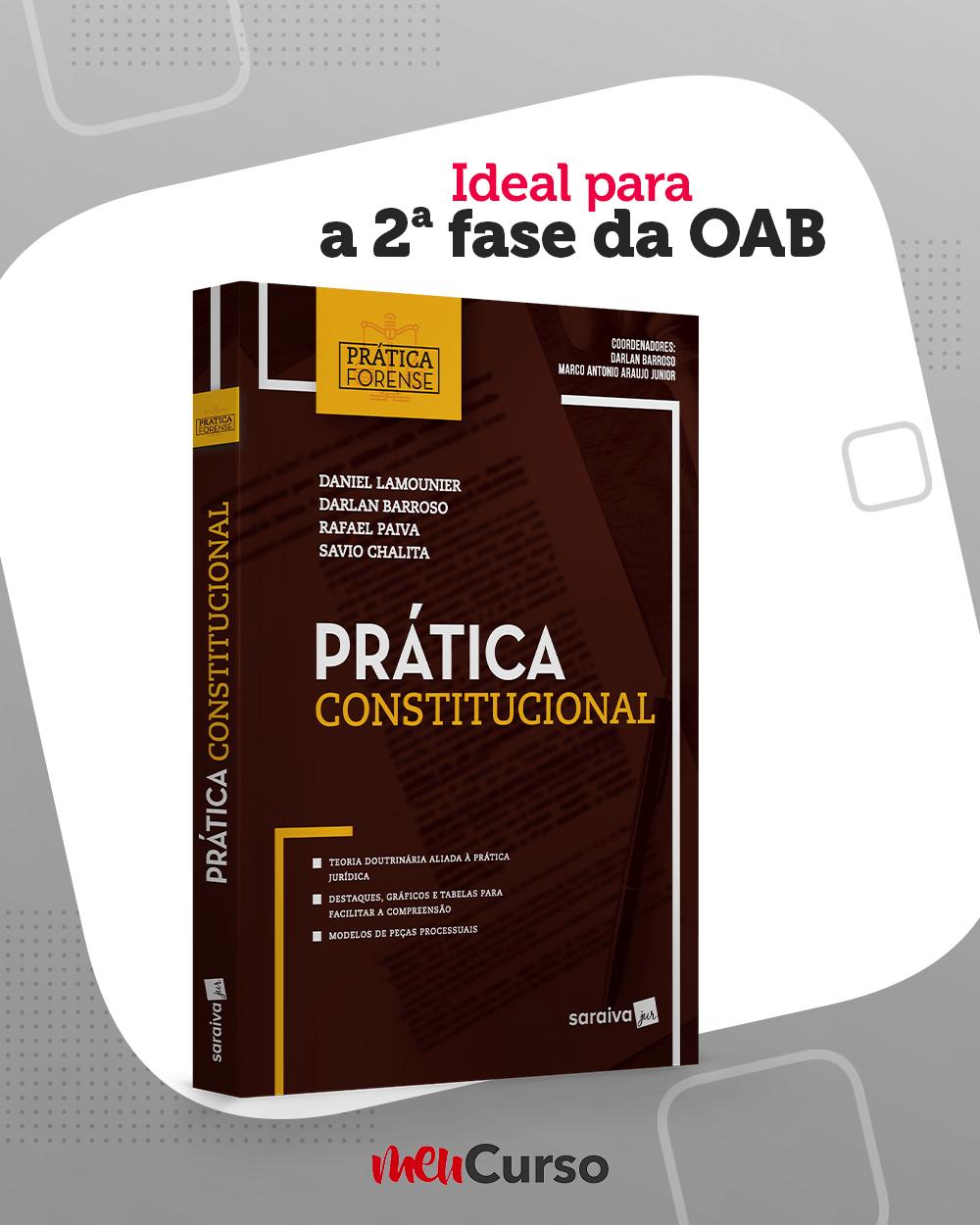 Kit Segunda Fase Constitucional