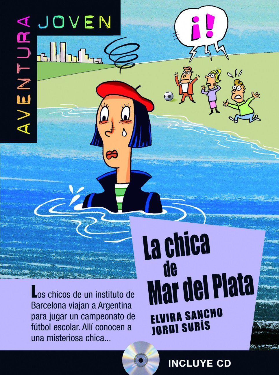 LA CHICA DEL MAR DE PLATA - AVENTURA JOVEN - NIVEL