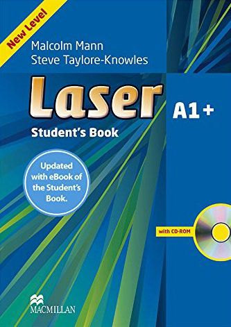 LASER 3RD EDIT.STUDENTS BOOK WITH EBOOK PACK-A1+