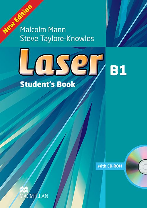 LASER 3RD EDIT.STUDENTS BOOK WITH EBOOK PACK-B1