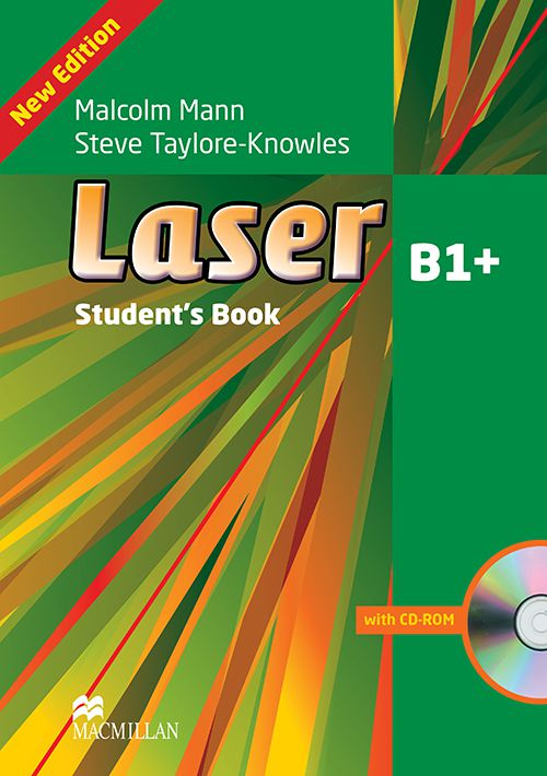 LASER 3RD EDIT.STUDENTS BOOK WITH EBOOK PACK-B1+