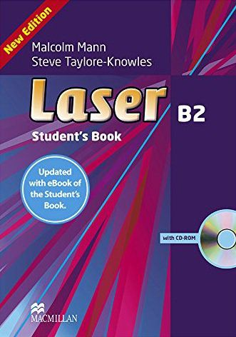 LASER 3RD EDIT.STUDENTS BOOK WITH EBOOK PACK-B2