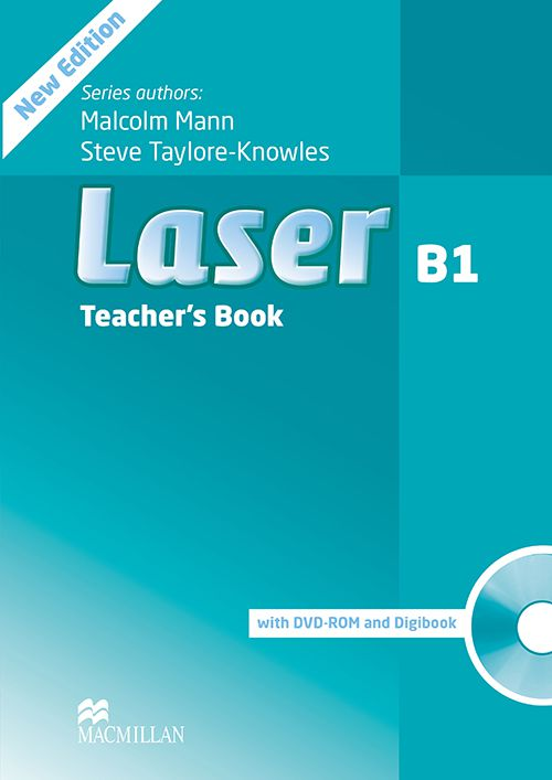 LASER 3RD EDIT.TEACHERS BOOK WITH DVD-ROM AND DIGI