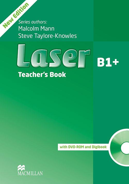 LASER 3RD EDIT.TEACHERS BOOK WITH EBOOK PACK-B1+