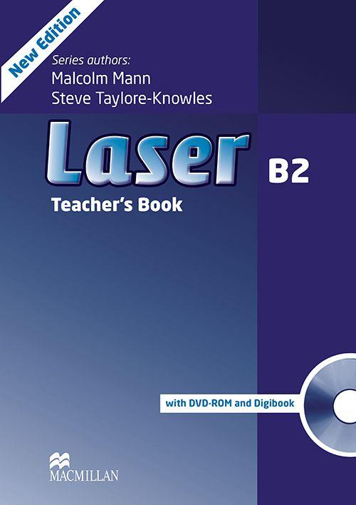 LASER 3RD EDIT.TEACHERS BOOK WITH EBOOK PACK-B2