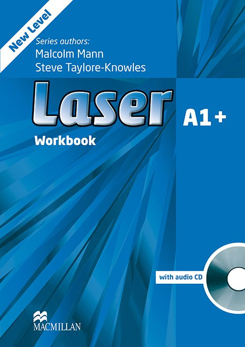 LASER A1 WORKBOOK WITH AUDIO CD-A1 NOKEY