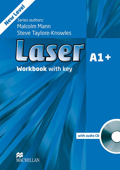 LASER A1 WORKBOOK WITH KEY AND CD - 3RD ED