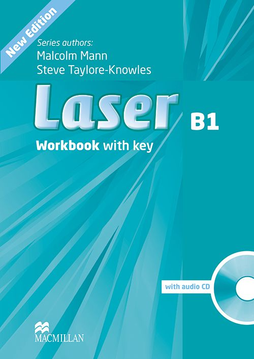 LASER B1 WB WITH AUDIO CD - 3RD ED